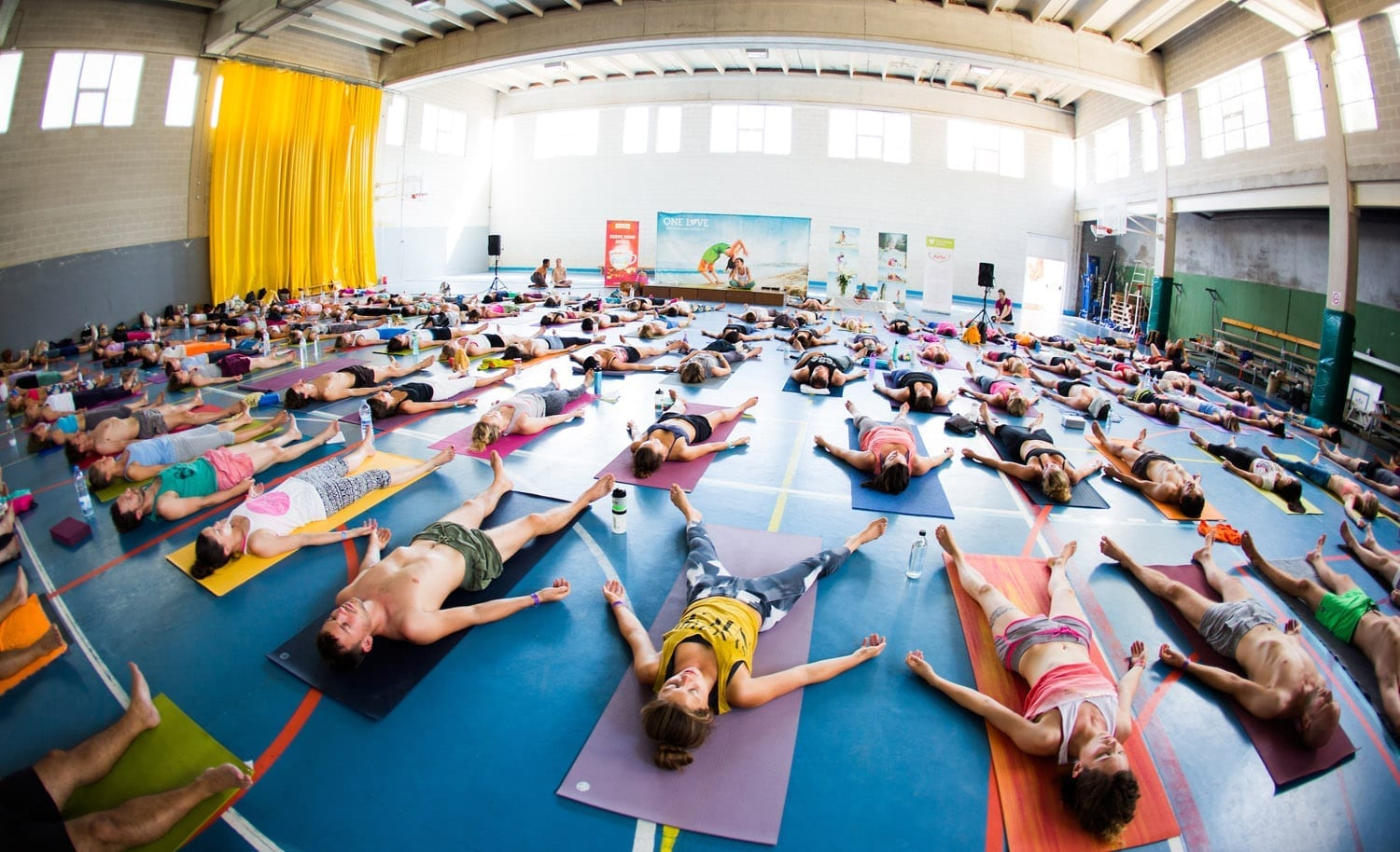 10th Barcelona Yoga Conference ♥ 2-6 July 2020